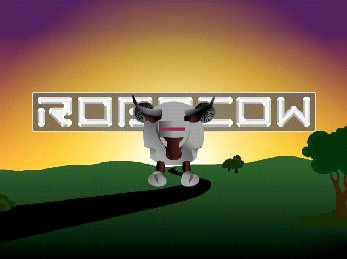Watch Robocow now!